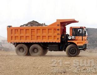 合矿HK80T矿用车
