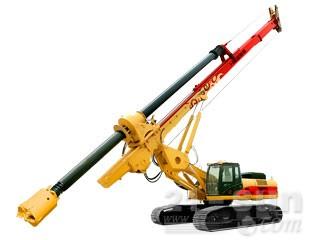奥盛特重工OTR230DPLUS旋挖钻机