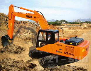 京城长野NS220C挖掘机