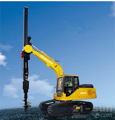 东德重工DDZX150多功能钻机图片