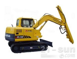 华力重工HL185-7DR工程钻机
