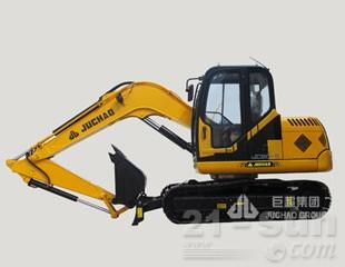 巨超重工JC80-9挖掘机图片