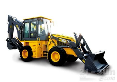 徐工特机XT860挖掘装载机