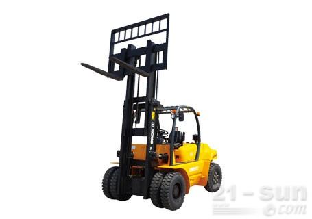 徐工特机XT550CD内燃平衡重式叉车