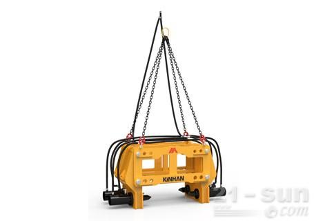 平汉重工KW800横梁截桩机