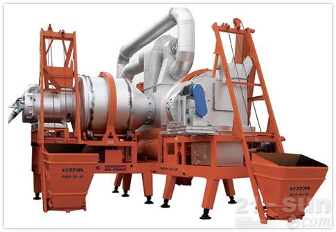 铁拓机械RQLB-40+20沥青再生设备