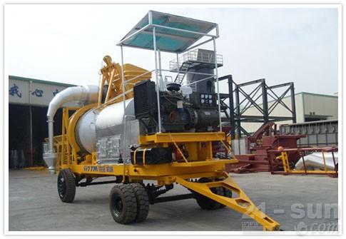 铁拓机械TS3020沥青再生设备外观图1