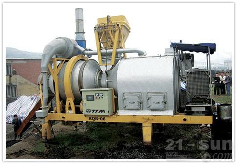 铁拓机械TS3020沥青再生设备外观图3