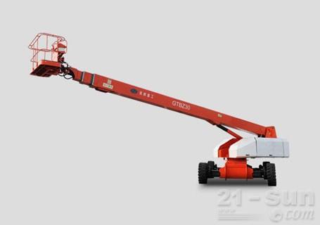 星邦重工GTBZ30直臂式高空作业平台
