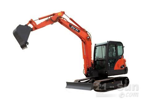 富亿机械FY60挖掘机