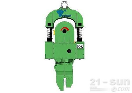永安机械DZJ-60小型振动锤