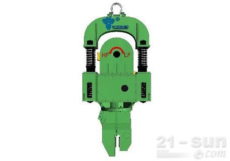 永安机械DZ-90小型振动锤