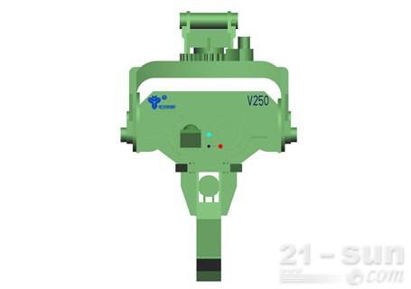 永安机械V-250D挖掘打桩锤