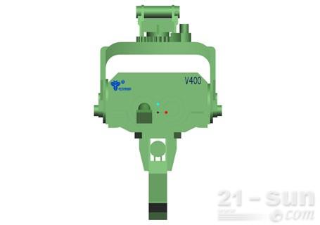 永安机械V-400挖掘机振动锤
