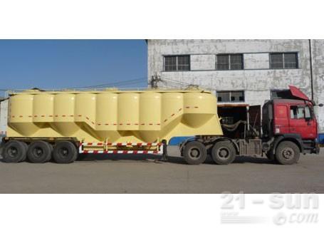 中建机械YCZ9371GFL立式罐散装物料车