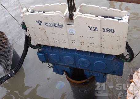 永安机械YZ-180液压振动锤