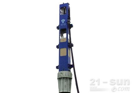 永安机械YC-21液压打桩锤