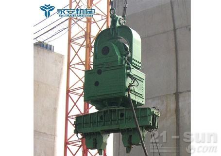 永安机械DZJ-135中型振动锤