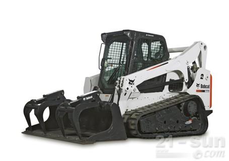 山猫T770履带装载机