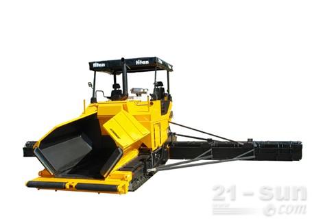陕建机械ABG8620履带式摊铺机