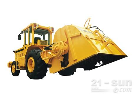 陕建机械WB400铣拌两用稳定土拌和机