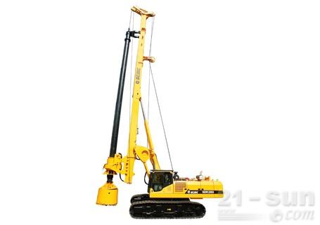 陕建机械SDR280旋挖钻机