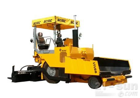 陕建机械LTL60/45轮式沥青混凝土摊铺机