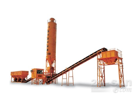 新宇机械WCQ300/500稳定土厂拌设备