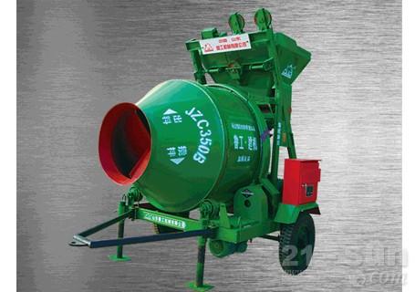 山东鲁工JZC350B搅拌机