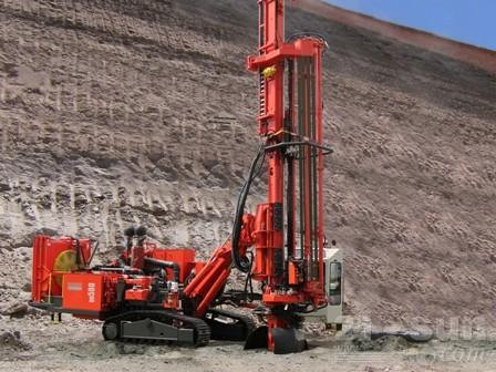 山特维克DR580露天顶锤钻机