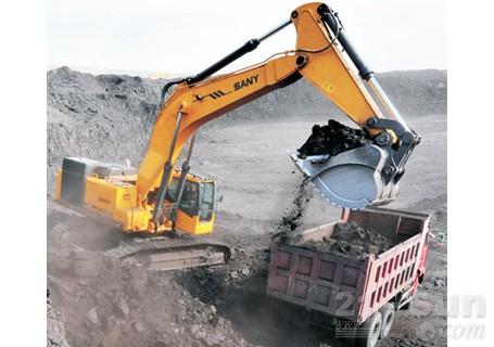 三一SY850C挖掘机