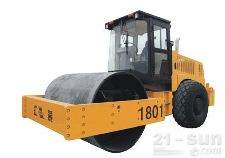 江麓W1801F单钢轮压路机