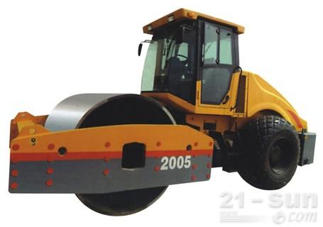 江麓W2005DW/PDW单钢轮压路机