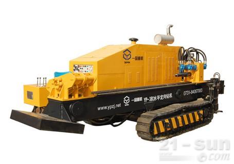 长高一品YP-380非开挖水平定向钻机图片