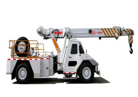 长高一品YP20T铰接式移动起重机图片