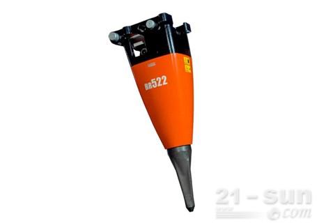 山特维克紧凑型系列液压破碎锤