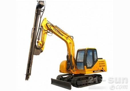 嘉和重工JHWZ90挖掘机式钻机
