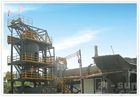 铁拓机械RGB系列沥青再生设备外观图1