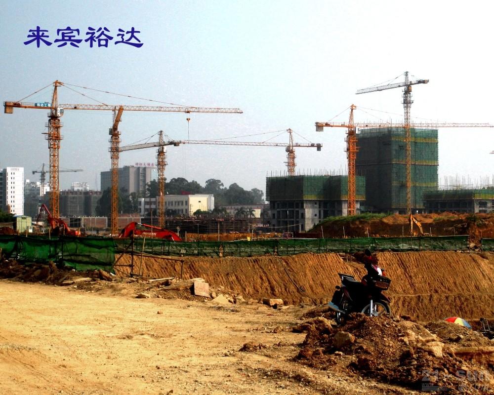 桂林长海QTZ80(5613)塔式起重机