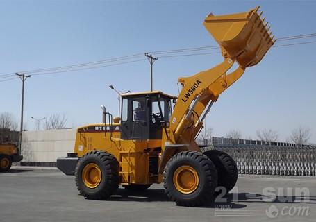 朝工LW560H轮式装载机