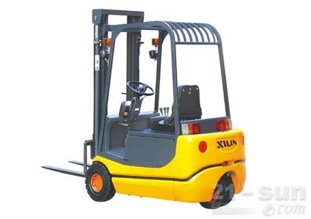 西林CPD20SA-20三支点蓄电池平衡重式叉车