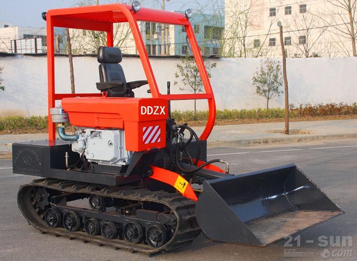 东德重工DDZX120滑移装载机图片