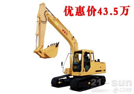 东方红E140挖掘机图片