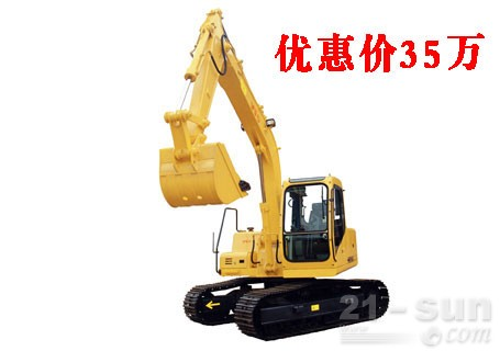 东方红WY10B挖掘机