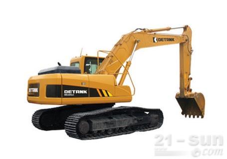 奇瑞迪凯重科DE220LC挖掘机