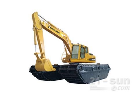 奇瑞迪凯重科DE220LCW型湿地挖掘机