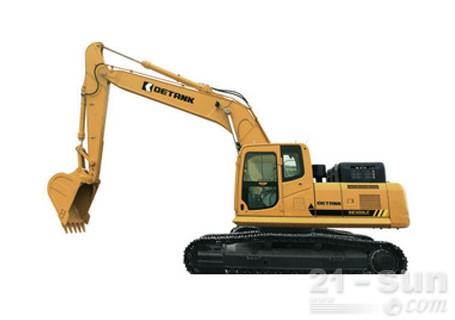 奇瑞迪凯重科DE300挖掘机
