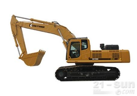 奇瑞迪凯重科DE460挖掘机图片