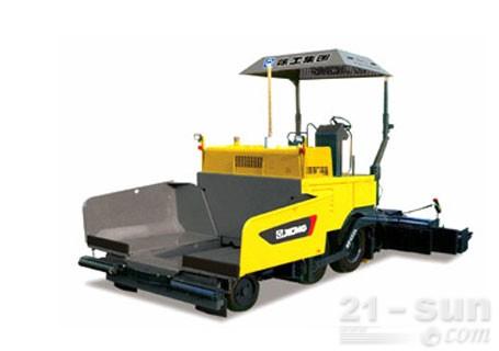 徐工RP452L轮式摊铺机