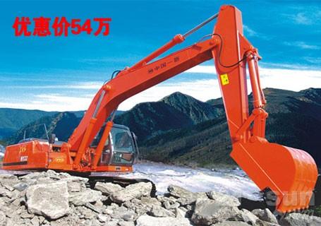 东方红E220挖掘机图片